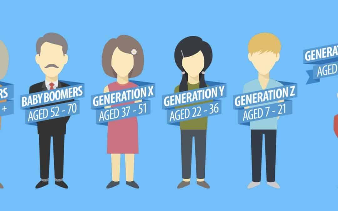Que cache le mouvement générationnel ?
