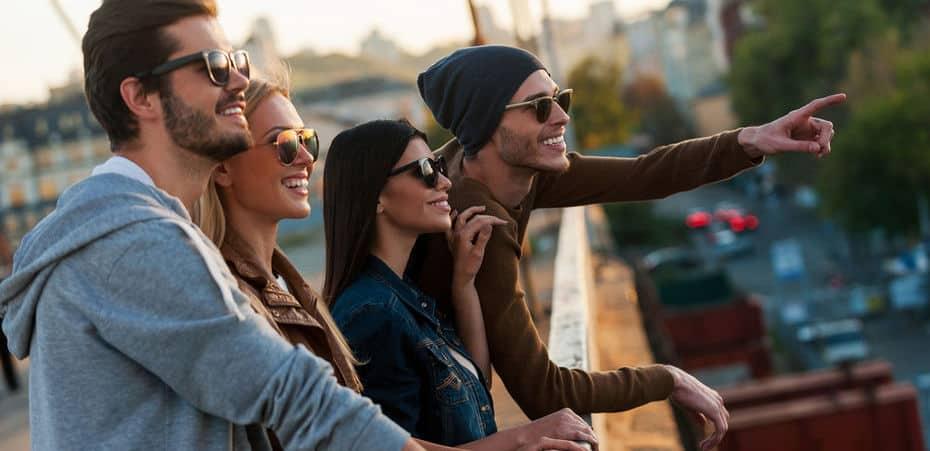 Le millennial urbain est paradoxal